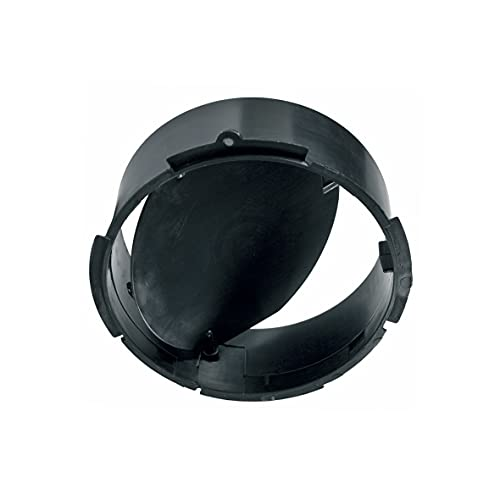 Rückstauklappe kompatibel mit BAUKNECHT 481246228619 für Abluft Dunstabzugshaube