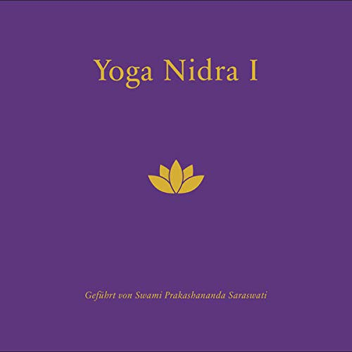 Yoga Nidra I, 1 Audio-CD