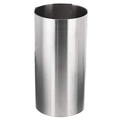 ZZB-Metals, 1 Hoja de Placa del Titanio TC4 Ti Thin Titanium