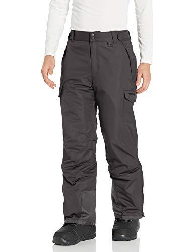 "Arctix Men's Snow Sports Cargo Pants (Charcoal, Large/36"" Inseam)"