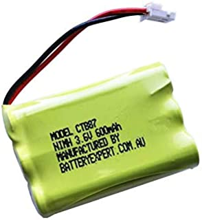 Replacement Battery Compatible with Vtech Audio Baby Monitor BM2500 BM2600
