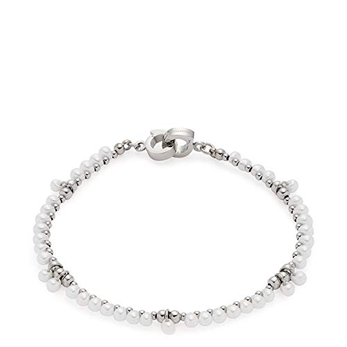 JEWELS BY LEONARDO Damen-Charm-Armbänder Edelstahl 017884