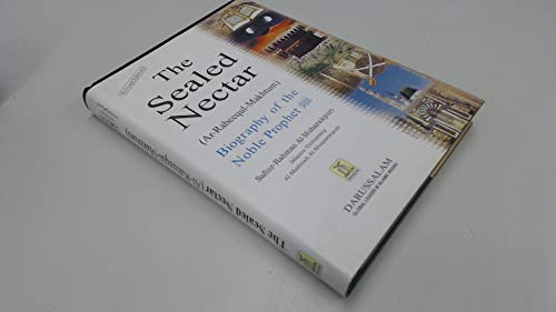 Price comparison product image The Sealed Nectar: Biography of the Noble Prophet