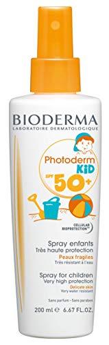 BIODERMA PHOTODERM KID Spray für Kinder SPF50+ 200 ml