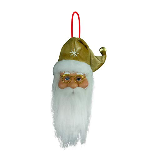 Christmas Hanging Decoration Santa Claus Toy Doll Hang Pendants for Party Gifts & Christmas Tree Decor