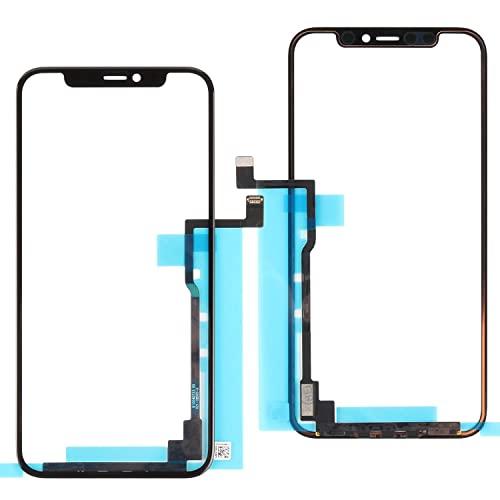 Para iPhone 11 pro reemplazo de pantalla para iPHONE 11 pro A2160 pantalla táctil digitalizador A2215 A2217 5.8 pulgadas panel de vidrio sensor completo piezas kit con protector película+herramientas