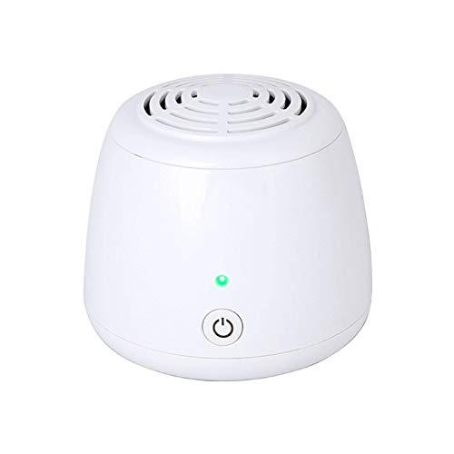 wenlian Mini - Nevera De Escritorio Excepto Microblogueo Dc5v BateríA Seca Desinfectador De Aire De Ozono AnióNico