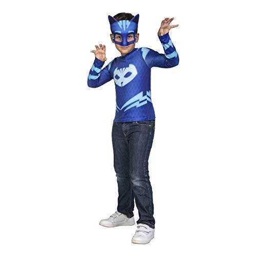 Generique Catboy kostuum PJ Masks pyjamahelden 98-104 blauw