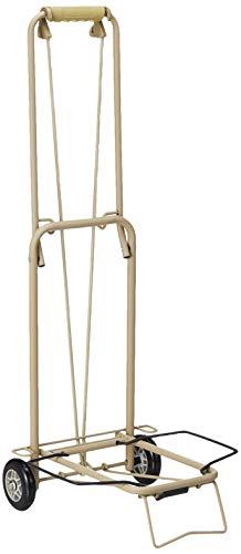 [シフレ] キャリーカート CRT4039 38 cm 1.8kg ベージュ