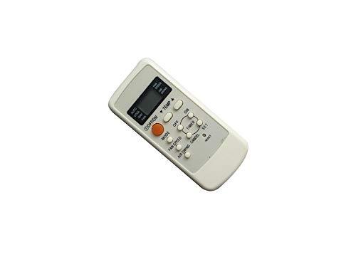 IOUVS Telecomando for Panasonic CWAA75C2362 CWA75C2149 CS-PE9CKE CS-PE12CKE CWA75C2504 Camera condizionatori d'Aria