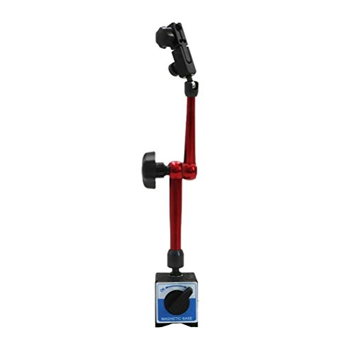 Release Universal-Flexible 60kg Magnet Magnetfuß Halter for Lever Anzeige Messuhr Messuhr Magnetic Indicator Bracket
