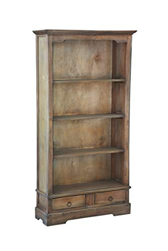 Sunset Trading Country Cottage Cabinet, Brown