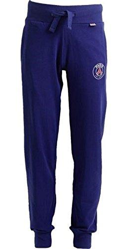 PARIS SAINT GERMAIN - Pantalón de chándal, colección oficial del Paris Saint Germain, talla de niño, azul, 8A