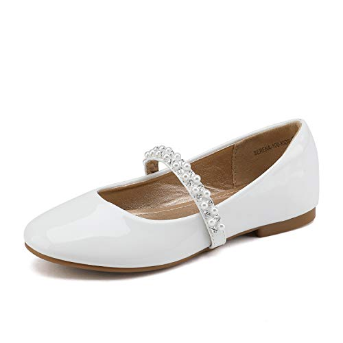 Top 10 best selling list for flat white flower shoes