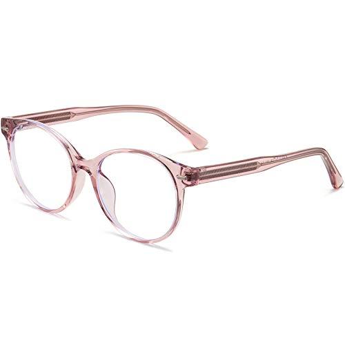 ANRRI Blue Light Blocking Glasses,Blue Light Filter Computer Glasses Women
