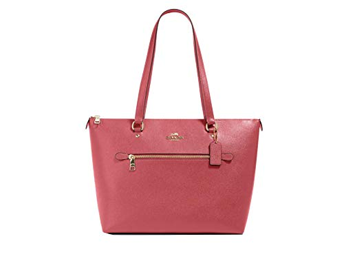 Coach Gllery Tote Shoulder Handbag (IM/Fuchsia)