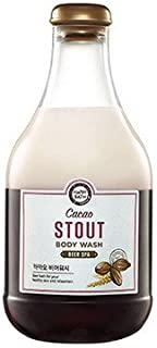 【Happy Bath】ビールスパ ボディウォッシュ 300ml (4種類選択1) (カカオビール) [並行輸入品]