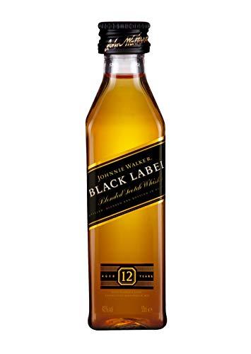 Johnnie Walker - Black Label Miniature 12 year old