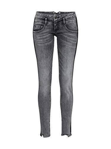 Herrlicher Damen Skinny Fit Jeans schwarz 26 / 32