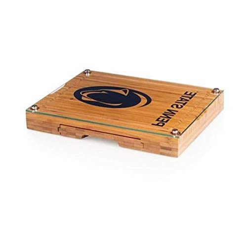 OKSLO 919-00-505-494-0 penn state nittany lions - concerto bamboo cutting board, tray Model (12245-18142-11772-13777)