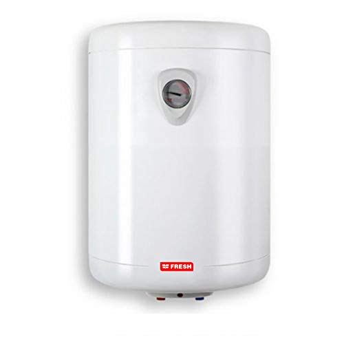 SCALDABAGNO elettrico scalda acqua boiler scaldino lt 10 30 50 80 100 litri VERTICALE-ORIZZONTALE Fresh (30 litri VERTICALE)