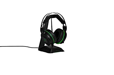Razer Thresher Ultimate For Xbox One: Dolby 7.1 Surround Sound - Lag-Free Wireless Connection - Retractable Digital Microphone - Base Station Wireless Receiver - Works With PC & Xbox One