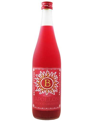天吹 APOLLON(アポロン) ブラッドオレンジ梅酒720ml