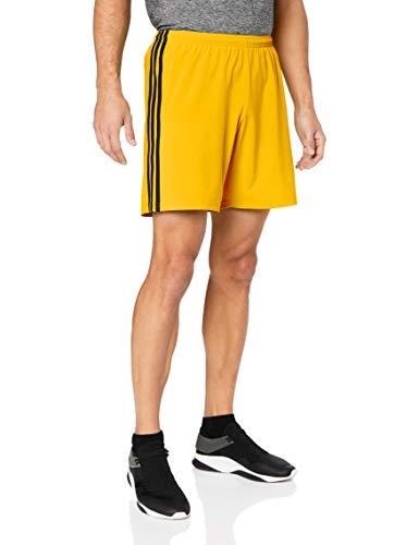 adidas Condivo 18, Pantaloncini Uomo, Giallo (Collegiate Gold/Black), M