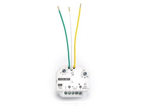 Delta Dore; TYXIA 4811; Micromódulo receptor on/off para iluminación. Complemento domótica