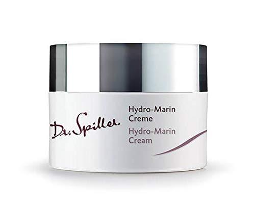 Dr. Spiller- Hydro-Marin® Creme | 24-Stunden Gesichtscreme in W/O-Emulsion | Lipidgehalt 29% | Aktiviert den Stoffwechsel | Sichtbarer Anti-Aging Effekt | Für eine hydratisierte & pralle Haut