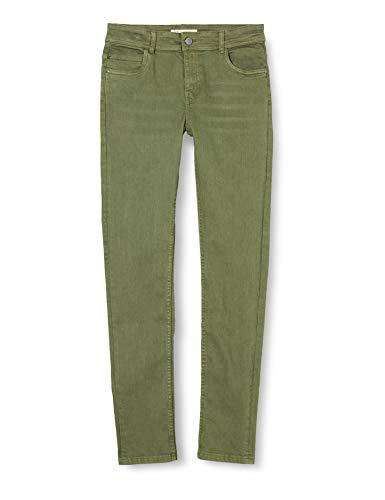 ZIPPY Pantalones Sarga ZY SS20, Olivine 18/0316, 7-8 años para Niños