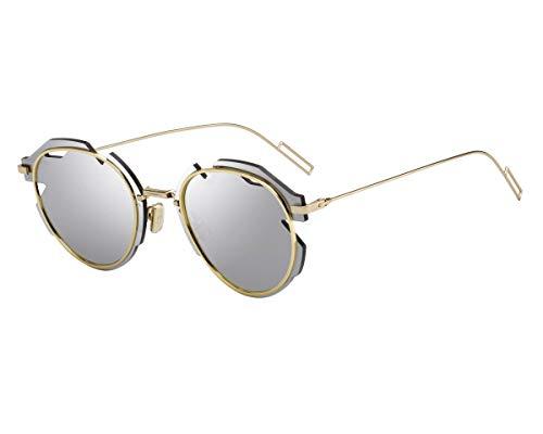 Dior Homme Sonnenbrillen (DIORBREAKER J5GQT) gold - brau-grün - silber verspiegelt