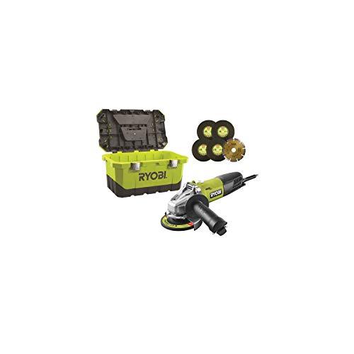 Ryobi rag800–125ta6Winkelschleifer Elektrische zu Draht 800W