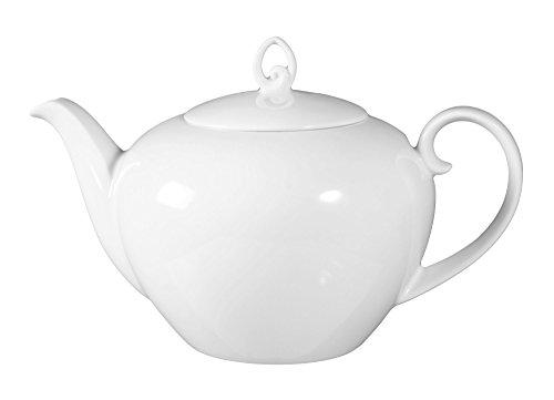 Seltmann Weiden Teekanne 6 Personen Rondo Weiss Uni 7