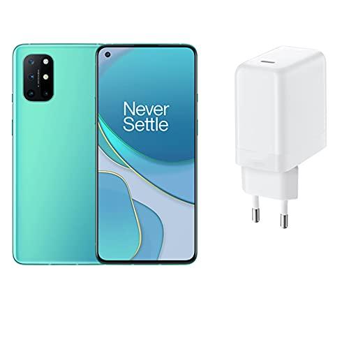 SZGR Teléfono móvil a Prueba de Agua 8GB 128GB 5G Smartphone 120Hz Pantalla fluida 48MP Quad 65W,Green