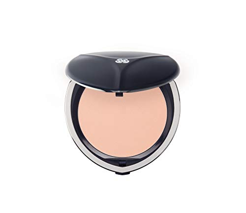 CHAMBOR Silver Shadow Compact, Rose Pale Rr2-102, 16 g
