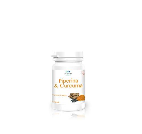 Piperina & Curcuma 45cps