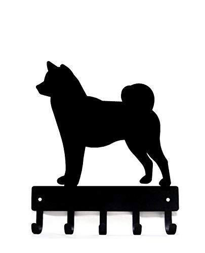 The Metal Peddler Shiba Inu - Perchero para Llaves de Perro