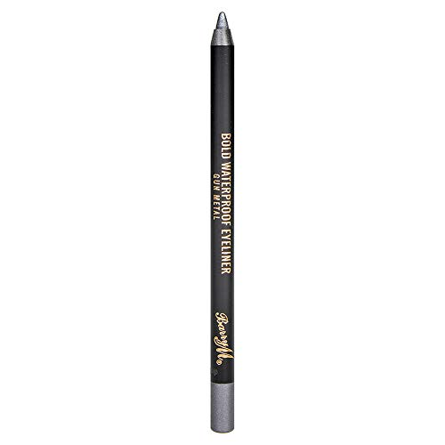 Barry M Bold Waterproof Eyeliner Gun Metal