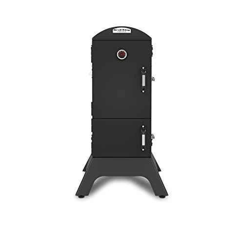 broil_king Vertical Charcoal Smoker