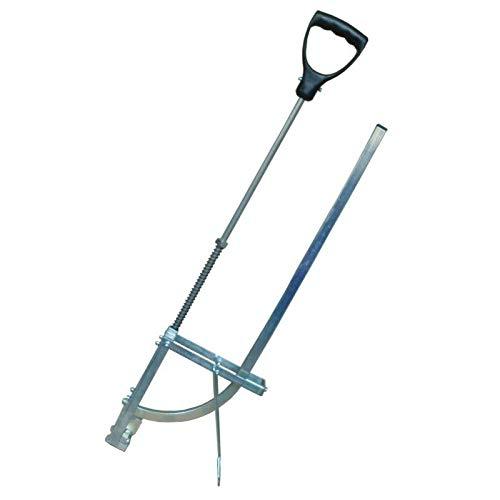 SANPRO Tacker/Setzgerät für Rohrhaltern (Tackernadeln) der Fußbodenheizung