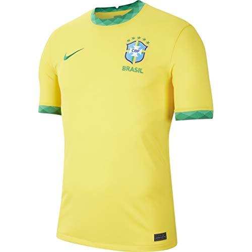 Nike Brasil - Camiseta Home Stadium 2020-21 (M)