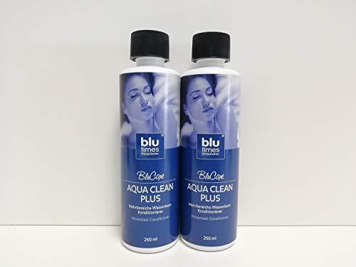 BluTimes Wasserbett Konditionierer - Aqua Clean Plus (2er Sparpack)