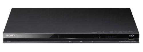 Sony BDP-S470 3D fähiger Blu-ray Player (1080p Full HD, Dolby True HD, DTS HD, iPhone / iPodTouch fernbedienbar, WLAN Ready) schwarz