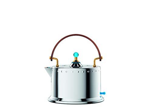 Bodum 12019-16EURO OTTONI - Hervidor eléctrico de acero inoxidable 1.380 W, 1,0 L