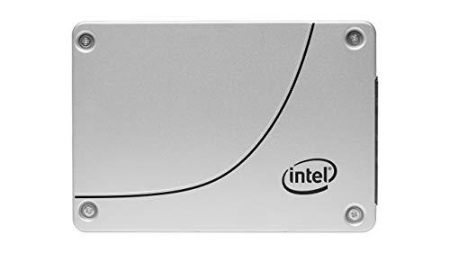 Intel DC SSD S4610 960GB 6,35cm 2,5Zoll SATA 6Gb/s 3D2 TLC, Silber, SSDSC2KG960G801