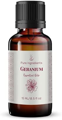 Top 10 Best pure geranium essential oil Reviews
