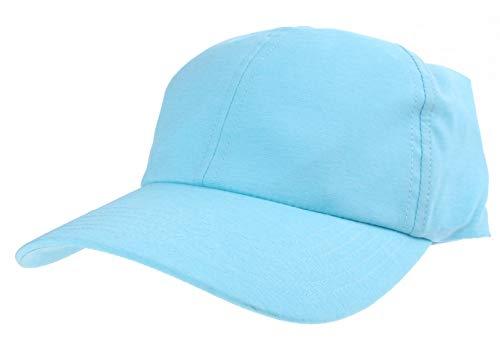 adidas Womens Blank Cap Gorra de béisbol, Azul (Azul Dt3125), One Size (Tamaño del Fabricante:OSFW) para Mujer