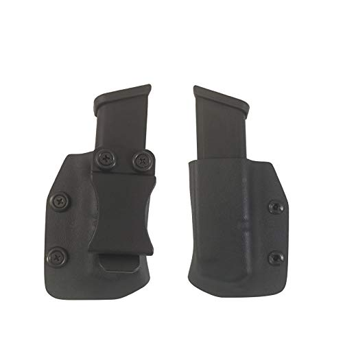 """RIGHTY Magazine Holder Fits 1.5/"""" Belts SIG SAUER P228 9mm MAG POUCH USA!!!"""