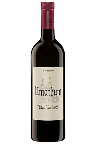 Umathum Blaufränkisch 2017 trocken (1 x 750 ml), Liter